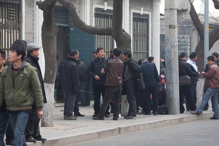 ветераны Китая