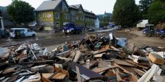 Жители Германии уже не надеются найти живыми пропавших без вести