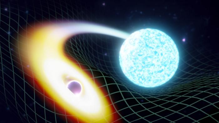3 2 foto e1625118898631 - Космическая трапеза: Чёрная дыра проглотила нейтронную звезду