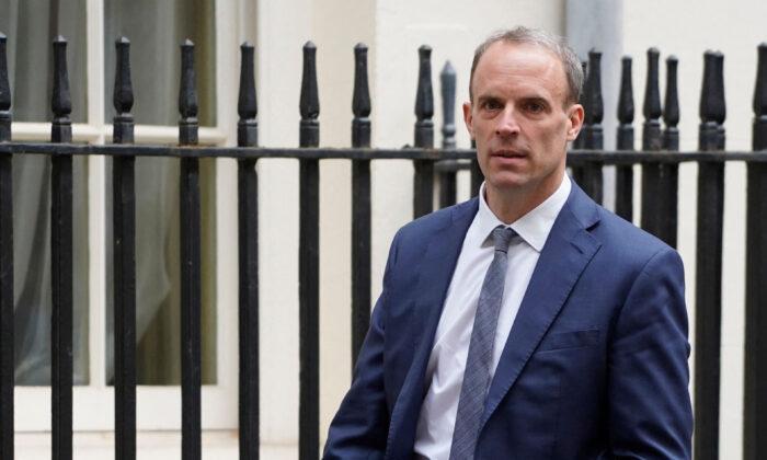 Китайский режим будет привлечён к ответственности, если не прекратит систематические кибератаки, предупреждает Великобритания
