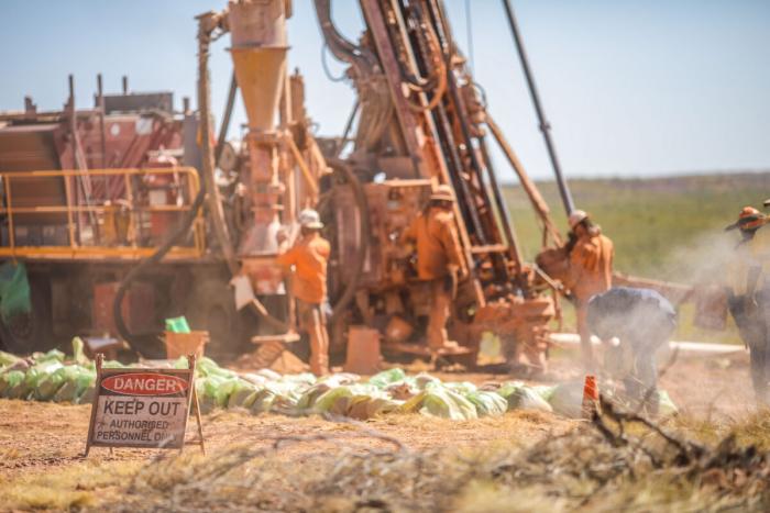 Дроны помогли найти месторождение золота на Северной территории Австралии