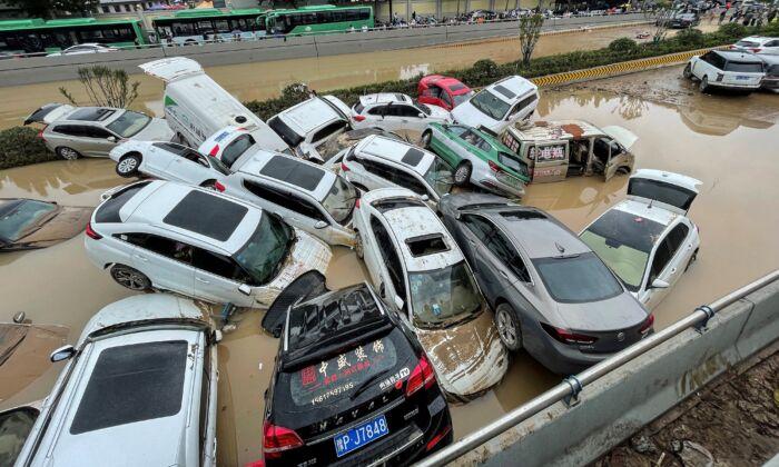 От наводнения в Центральном Китае пострадали 1,2 млн человек