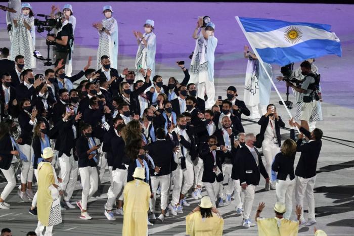 Олимпийские игры в Токио открылись после годичной задержки из-за пандемии