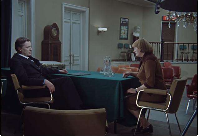 «Служебный роман»: стоит ли считать Юрия Самохвалова отрицательным героем?