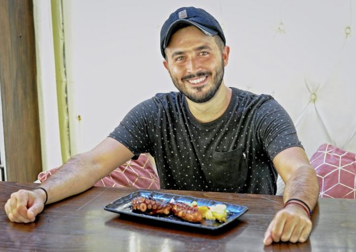 Chef Karnagio 2 1200x852 1 e1626075537678 - Шеф-повар из Греции: лучший способ приготовить осьминога