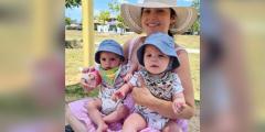 Чтобы стать матерью, молодая женщина изменила жизнь