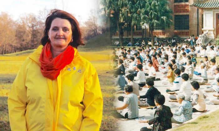 Женщина с хронической депрессией находит исцеление в преследуемой в Китае медитативной практике