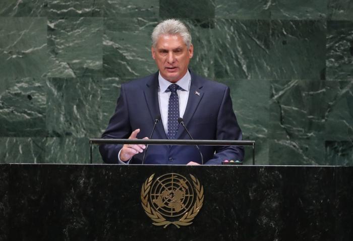 куба, Мигель Диас-Канель Бермудес, лидер