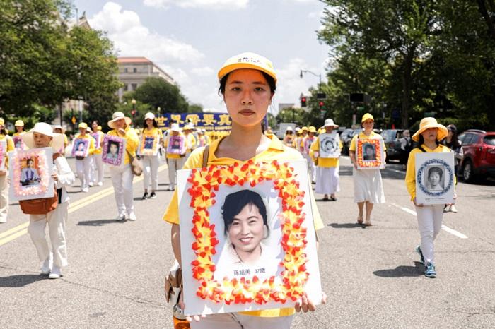 Epoch Times 9A6A0397 1 1 1200x800 1 - Фотогалерея: Марш последователей Фалуньгун в Вашингтоне призывает к прекращению 22-летнего преследования в Китае