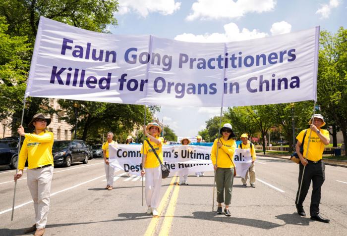 Госдеп США заявил Пекину: Немедленно прекратите репрессии против Фалуньгун