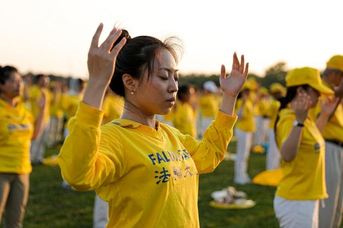Epoch Times 9A6A1127 1200x800 1 - Фотогалерея: Марш последователей Фалуньгун в Вашингтоне призывает к прекращению 22-летнего преследования в Китае