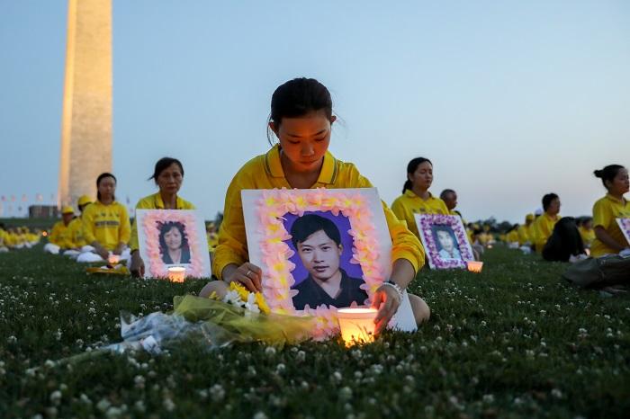 Epoch Times 9A6A1298 - Фотогалерея: Марш последователей Фалуньгун в Вашингтоне призывает к прекращению 22-летнего преследования в Китае
