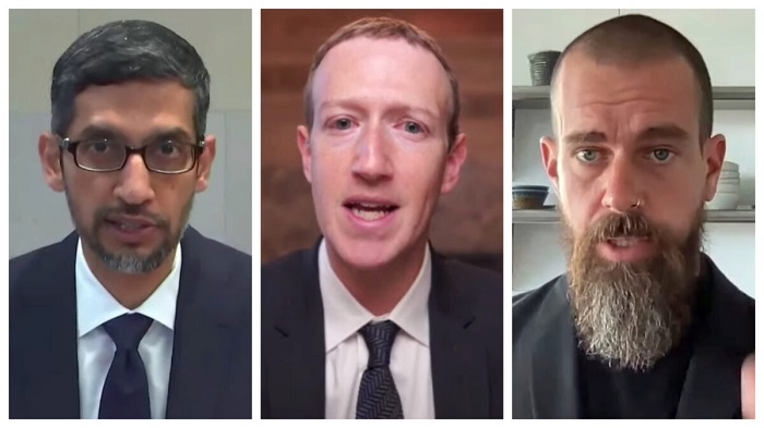 Трамп объявил о «крупных» коллективных исках против Twitter, Facebook и Google