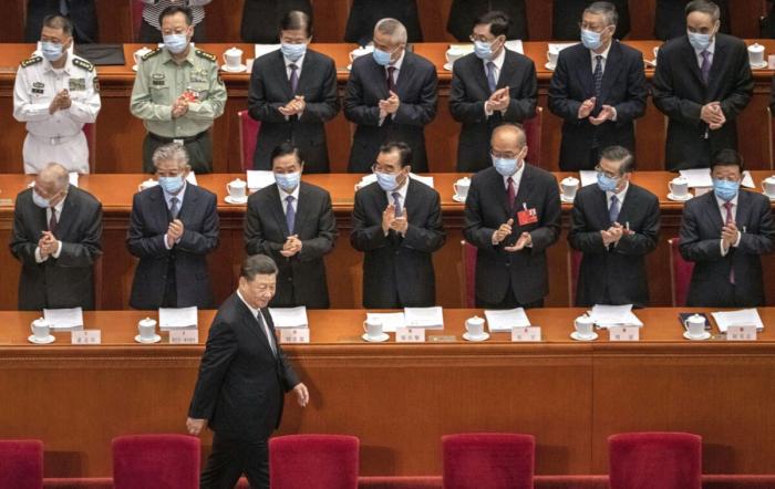 Си Цзиньпин и Кэрри Лам вошли в список «хищников свободы прессы» 2021 года
