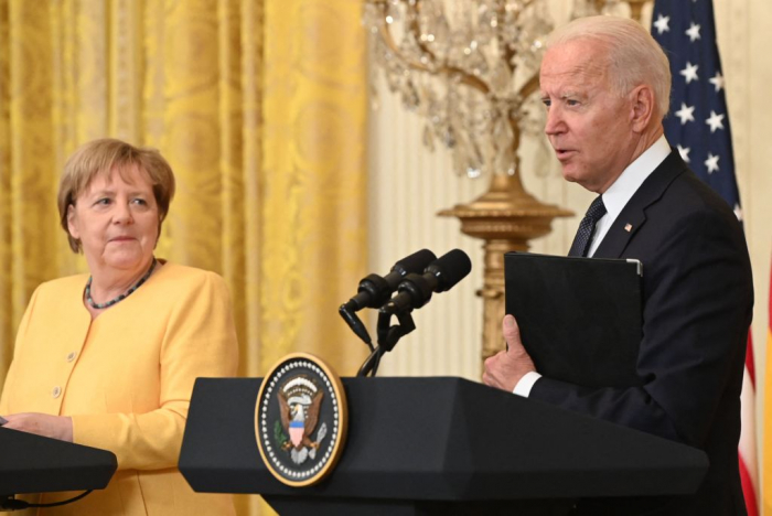 Германия договорилась с США по «Северному потоку-2»