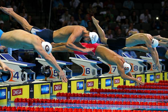С российских пловцов сняли обвинения в допинге и допустили к Олимпиаде