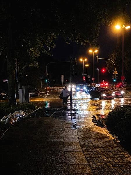 Наводнения в Германии: как это было