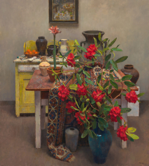 Sotheby's NY представляет свою первую онлайн-продажу «Современный реализм XXI века»