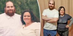 Тучные супруги избавились от огромного веса, и это обнадёжило многих толстяков