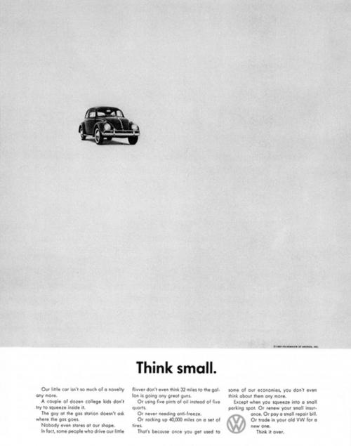VW Think Small 2 scaled 1 e1625739828285 - Простой способ превратить слабости в достоинства