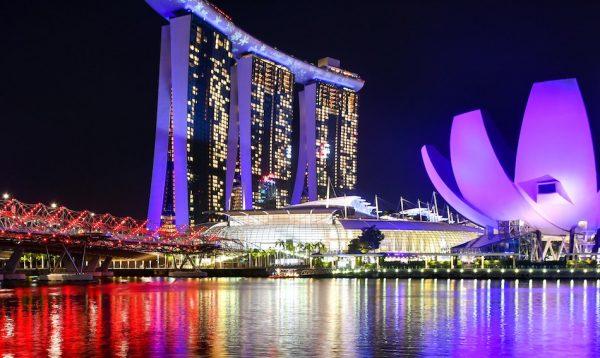 архитектура, музей, сингапур