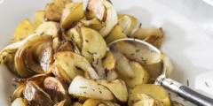 Картофель является полезным продуктом питания