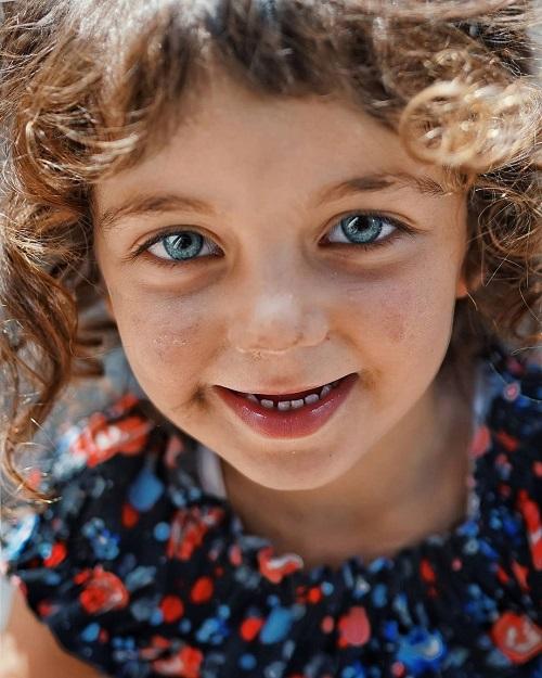 Стамбульский фотограф снимает «Глаза Стамбула»