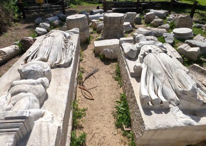 et bacilica 789 456 1 789 1200x852 1 e1625723023861 - Археологи раскопали самую большую римскую базилику в Израиле