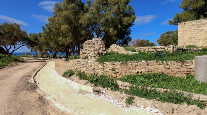 et bacilica 789 456 123 789 1200x672 1 e1625723128836 - Археологи раскопали самую большую римскую базилику в Израиле