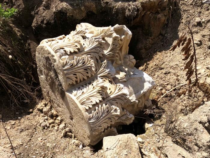 et bacilica 789 456 32 789 1200x900 1 e1625722943385 - Археологи раскопали самую большую римскую базилику в Израиле