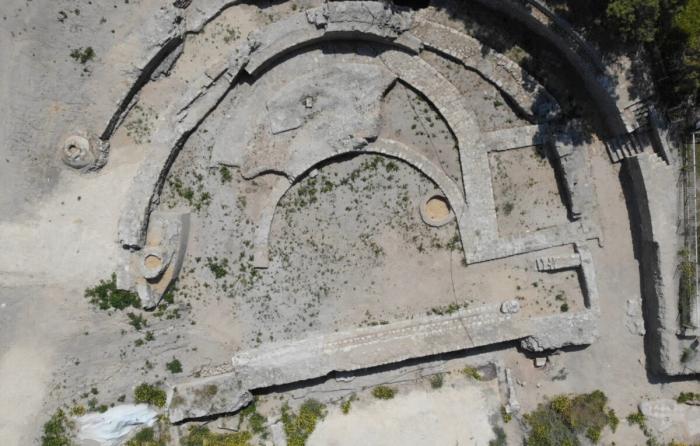 et bacilica 789 456 6 789 1200x764 1 e1625722850441 - Археологи раскопали самую большую римскую базилику в Израиле