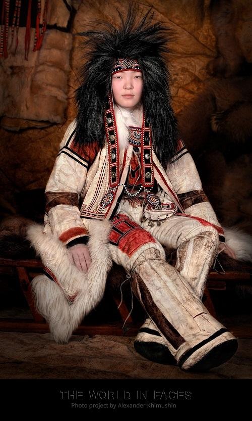 Фотограф сохранит в истории исчезающие древние культуры Сибири