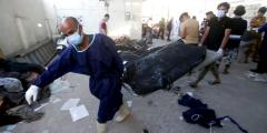В коронавирусной больнице Ирака 44 человека погибли, 67 ранены врезультате пожара