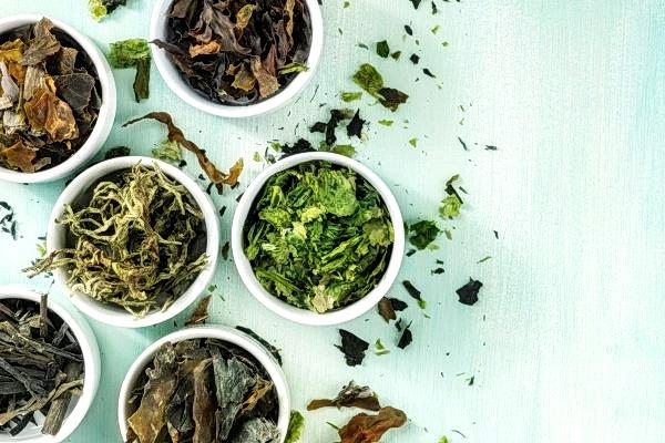 Ешьте водоросли, чтобы предотвратить «три максимума»