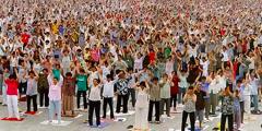 100 миллионов человек по всему Китаю делали эти упражнения в 1999 году, но где они сейчас?