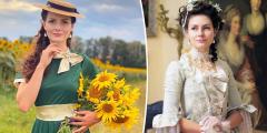 Одежда XIX века для учителя танцев из Украины стала повседневной