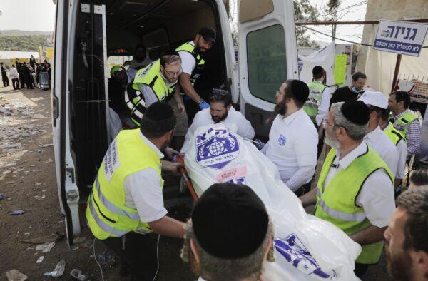 В Израиле начались слушания по делу о гибели 45 паломников в давке на горе Мерон