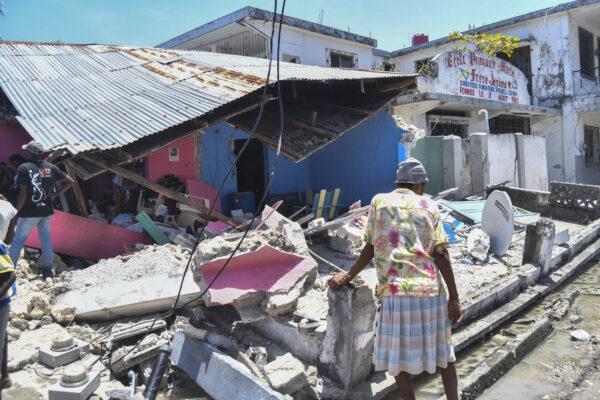 Почему остров Гаити подвержен разрушительным землетрясениям? Объяснение