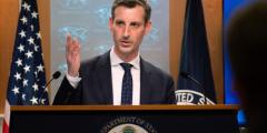 В США осудили жёсткое обращение Пекина с репортёрами, освещающими наводнения в Центральном Китае