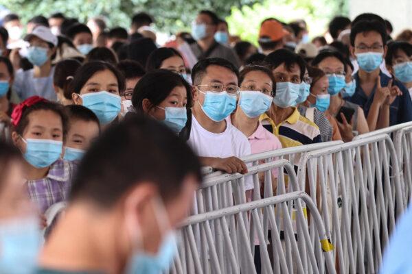 Пекин обвинил Россию в недавнем всплеске COVID-19 в Китае