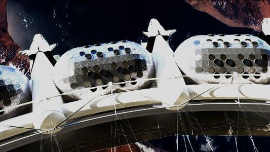 Первый отель в космосе откроется в 2027 году