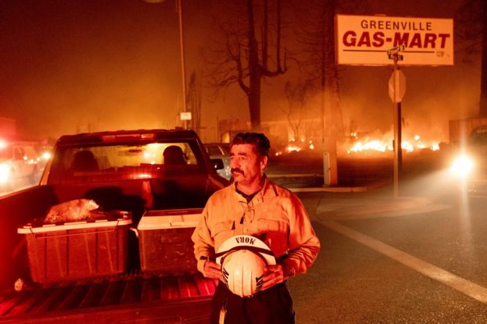 Калифорнийский пожар «Дикси» стал вторым по величине в истории штата