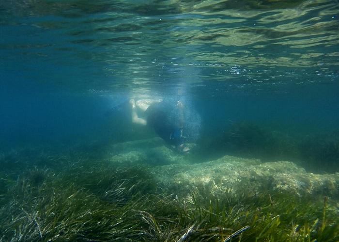 Древняя затонувшая гавань на Кипре станет объектом туризма