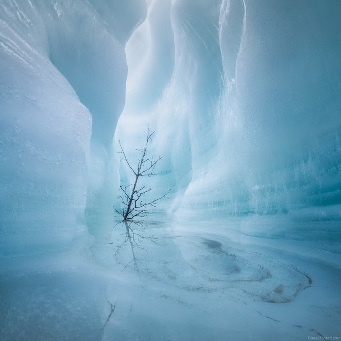 Крохотная сибирская пустыня среди ледников, озёр, лесов