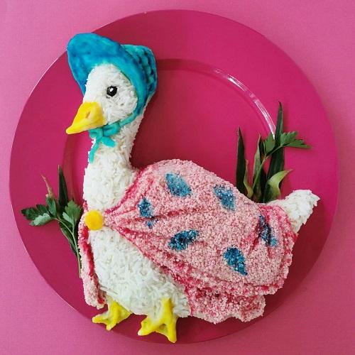 Необыкновенное кулинарное искусство творческой мамы
