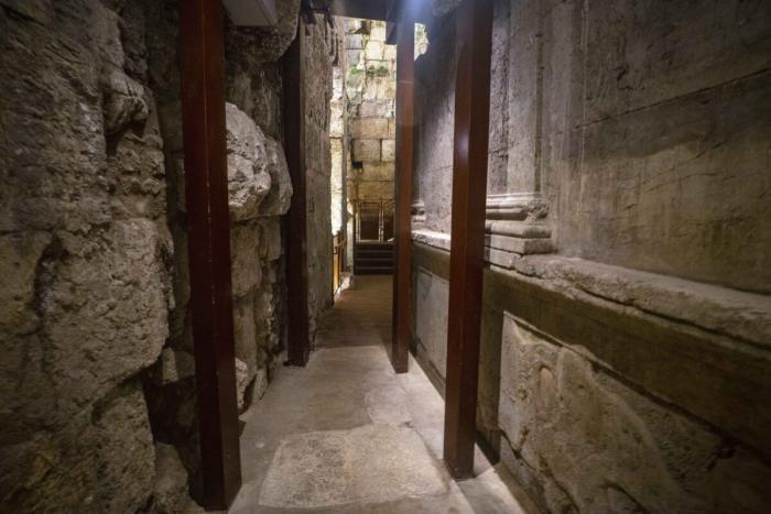 Иерусалим: археологи обнаружили новые туннели в Западной стене