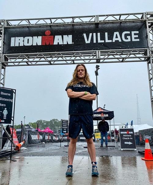 Избавившись от наркозависимости, парень вошёл в число лучших триатлонистов США