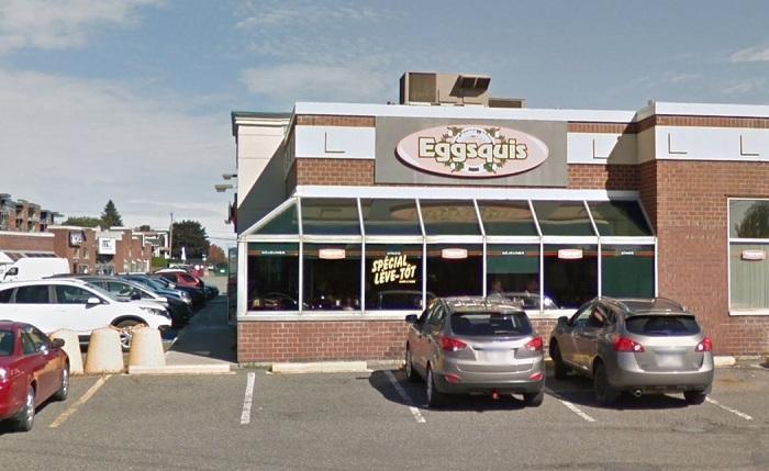 Eggsquis - Квебек: таинственный клиент оплачивает обеды посетителям ресторана в Гранби
