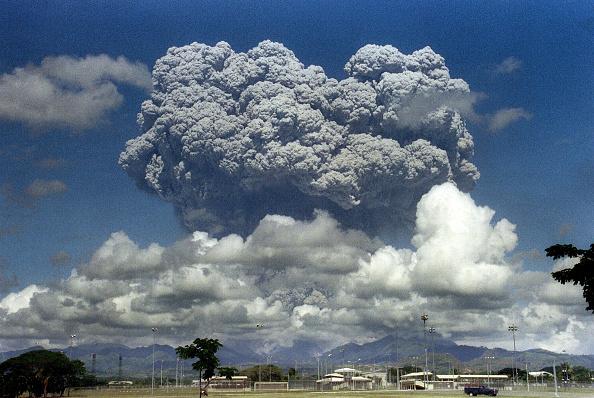 Сильное извержение вулкана: какие последствия?
