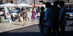 Этим летом Франция ожидает 50 миллионов иностранных туристов